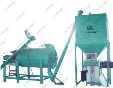 简易型干粉砂浆生产线