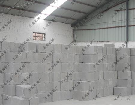 水泥发泡保温板厂区