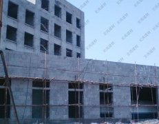 淮北工地发泡水泥保温板用于大面积外墙