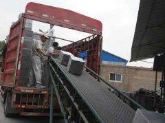 <b>水泥发泡板装车发货过程</b>